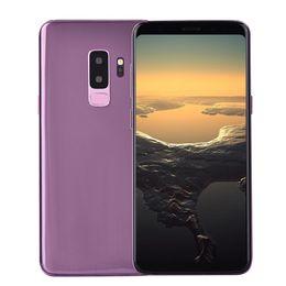 $enCountryForm.capitalKeyWord UK - 4G LTE Goophone S9+ Plus V3 2GB 16GB 64-Bit Quad Core MTK6737 Face ID Fingerprint 6.2 inch In-Cell 18:9 Full Screen 13.0MP Camera Smartphone