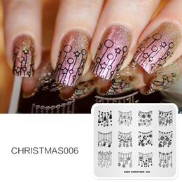 Christmas Nail Stamping Plates NZ | Buy New Christmas Nail