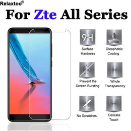 v7 screen NZ - For Zte Blade A6 Glass For Zte Blade V7 Lite A610 Plus A601 A510 Axon 7 Mini Screen Protector A 6 610 601 501 Protective On Glas