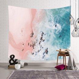 Applique da parete con tappetino da spiaggia