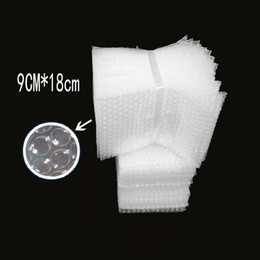 Wholesale 200 Size CM cm Plastic Wrap Envelope white Bubble packing Bags PE clear bubble bag Shockproof bag double film bubble bag