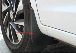 $enCountryForm.capitalKeyWord NZ - Car styling Sport Soft plastic Mud Flaps Splash Guard Fender For VW Volkswagen POLO 2002-2015 Free shipping Hatchback car