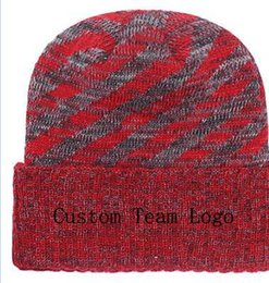 $enCountryForm.capitalKeyWord NZ - 2019 Autumn Winter hat men women Sports Hats Custom Knitted Cap Sideline Cold Weather TD Knit hat Soft Warm Arizona Beanie Skull Cap