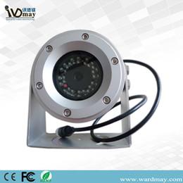 Камера слежения IP ИК CCTV нового продукта WDM 2018 Миниая взрывозащищенная HD для морского пехотинца, бензоколонки