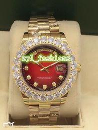 $enCountryForm.capitalKeyWord Australia - Prong Set Diamond Men's Luxury Watches Top World Famous Luxury Boutique Watch Automatic Mechanical Waterproof Sports Watch Free Shipping
