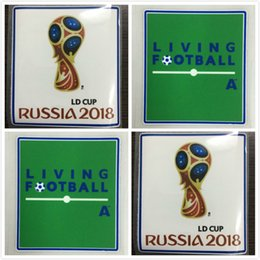 Spain Soccer team online shopping - Russia World Cup Patches World Cup Russia Soccer Patches for final teams Germany Spain Argentina Colombia Patches
