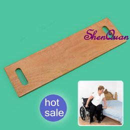slide boards Canada - Resistance aldehyde wooden transfer board for wheelchair,commode transfer board, hardwood wheelchair slide board, mobility aid