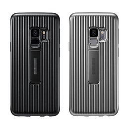 China Fashion Motomo Brushed Vertical Soft TPU Case For Samsung Galaxy S9, S9 Plus Carbon Fiber Ultra thin Silicone Gel Cell Phone Back Cover Skin suppliers