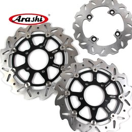 $enCountryForm.capitalKeyWord NZ - ARASHI For Kawasaki Ninja ZX6R 636 2005 2006 Front Rear Brake Rotors Disk Disc Kit Motorcycle ZX-6R ZX6RR ZX6R ZX10R ER6N ER6F