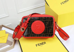 Rhinestone Shoulder Straps Australia - 0997 New camera bag detachable shoulder strap fashion women shoulder bag red Chain Flap Bag HANDBAGS SHOULDER MESSENGER BAGS TOTES