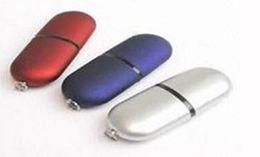 64 Gb Flash Drive Australia - 10 Piece 4GB 8GB No Logo Plastic Pill USB Drives Brand New ABS Plastic Pill USB Flash Disk USB2.0