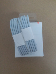 Apple Usb Oem NZ - With retail package boxes OEM Quality 1m 3ft USB Data Sync Charger Cable for 5 6 7 generations