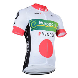 Factory direct sale EUROPCRA Men Cycling Jersey short sleeve Bicycle shirt  road Bike clothes Breathable outdoor Clothing Ropa Ciclismo Y0124 42a91d496