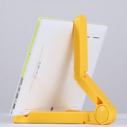 stands ipad iphone 2019 - Universal Mounts Folding Multifunction Phone desktop Mobile stand CellphoneTablet holder support for iPad mobile holder