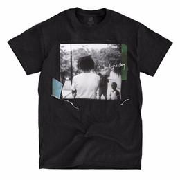 Mens Black Shirt Patterns NZ - Family T Shirts Gift O-Neck Short-Sleeve Mens High Quality Fashion Pattern Printed J Cole 4 Your Eyez Black Mens T-Shirt Shirts