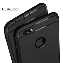 $enCountryForm.capitalKeyWord Australia - Soft Case For iPhone 7 6s 8 Plus Silicone Case Cover Shock-proof Protection Cases se 5s For iPhone 6 7 8 X Cover Fundas