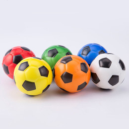 Mobile Phone Accessories Cellphones & Telecommunications Pu Sponge Anti Stress Ball Surprise Bouncy Antistress Toy Squishy Slow Rising Football Kids Funny Gadgets Online Shop