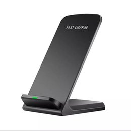 Tables iphone online shopping - For iPhone XS Max XR X Qi Wireless Charger Table Fast Charge for Samsung S9 S8 S7 Fast Wireless Charging Stand