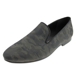 eva dress patterns UK - Harpelunde Slip On camouflage pattern dress shoes new listing casual shoes custom size 7 to 14