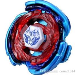 Beyblade Pegasis NZ - Wholesale Beyblade Metal Fusion Beyblade Big Bang Pegasis (Cosmic Pegasus) Blue Wing Version - USA SELLER!