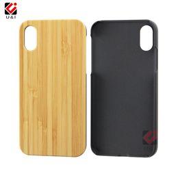 $enCountryForm.capitalKeyWord NZ - Blank Wood Laser Pattern Cell Phone Cases For iPhone 5s 6s 6plus 7plus 8plus 7 8 x plus Wholesale Bulk Phone Accessories