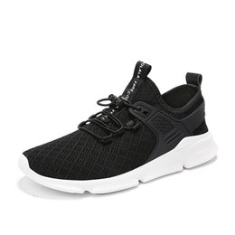 $enCountryForm.capitalKeyWord NZ - 2018 Spring 97s Shoes Men Summer Breathable Mesh Fashion Sneakers Male Walking Trainers Tenis Mens Slip On Athletic Shoes