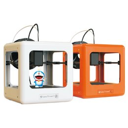 Bluetooth Toys Australia - Printer Doraemon children's toys 3D diy home desktop mini three - dimensional printer
