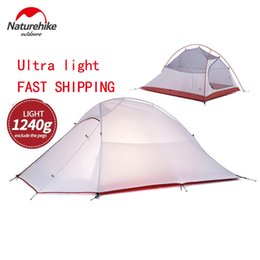 Discount outdoor tent fabrics 2017 DHL free shipping NatureHike 2 Person Tent ultralight 20D Silicone Fabric  sc 1 st  DHgate.com & Discount Outdoor Tent Fabrics | 2018 Outdoor Tent Fabrics on Sale ...