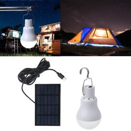 Solar light S online shopping - Useful Energy Conservation S W LM Portable Led Bulbs Light Charged Solar Energy Lamp Home Outdoor Lighting Hot