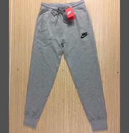 bbb74834ce Venta al por mayor de Tech Fleece Sport Pants Space Cotton Trousers Hombres  Chándal Bottoms Hombre