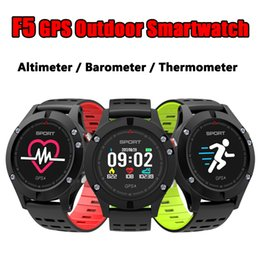 $enCountryForm.capitalKeyWord Australia - Heart Rate Monitor GPS Multi-Sport Mode OLED Altimeter Bluetooth Fitness Tracker IP67 BRIM F5 Smart Watch