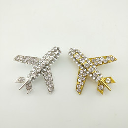 b8130dd4b6 Airplane Brooches Canada | Best Selling Airplane Brooches from Top ...