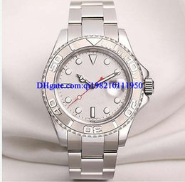 Platinum mens gifts online shopping - Christmas Gift Luxury WATCHES MM STEEL PLATINUM FULL SIZE MENS quot K quot SERIAL WARRANTY Man Wristwatch