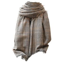 5f6433e7650ad Shop Tartan Plaid Blanket Scarf UK