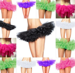Sexy clothing united StateS online shopping - New Europe and the United States Short skirt tutu skirts in summer Adult sexy skirt home clothing BAB68