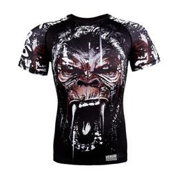 дети и взрослые фитнес-скин-майки черный дизайн горячая продажа mma спортивные спортивные рубашки спортивная одежда