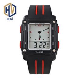 Men Digital Wrist Watches Australia - 2018 Top Brand Dropshipping Electronic Automatic Men Watch Sport Luxury Wrist Watch Male Fashion Digital Watches Reloj H840TE-B