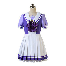 China Pretty Derby Cosplay Costume Special Week Vodka Halloween Uniform suppliers