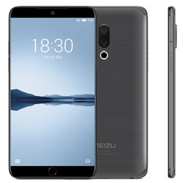 ingrosso telefoni cellulari andoridi-Originale Meizu Plus GB RAM GB GB ROM G LTE Cellulare Snapdragon Octa Core Andorid pollici MP Fingerprint ID Cell Phone
