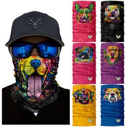 $enCountryForm.capitalKeyWord NZ - 3D Seamless Headband Animal Style Neck Warmer Face Shield Headscarf Face Mask Kryptek Seamless Bandana Dog Cat 3D Cycle Headwear