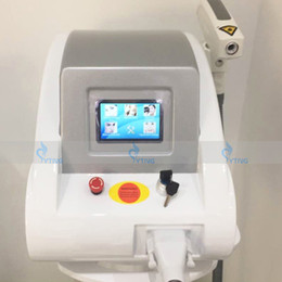 Tattoo Removal Beauty Salons NZ - 3 in 1 Portable Q Switch Nd Yag Laser Tattoo Removal Skin Rejuvenation Pigment Spot Remover 1000W 2000MJ High Quality Machine Beauty Salon