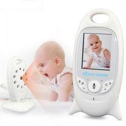 $enCountryForm.capitalKeyWord Australia - VB601 Infant Wireless Monitor Night Vision Digital Video Baby Monitor Audio Music Camera Temperature Temperatering Nanny Monitor