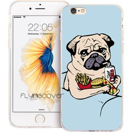 $enCountryForm.capitalKeyWord Canada - Coque Pug Dog Memes Clear Soft TPU Silicone Phone Cover for iPhone X 7 8 Plus 5S 5 SE 6 6S Plus 5C 4S 4 iPod Touch 6 5 Cases.