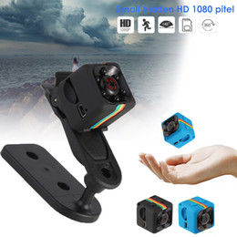 Discount mini spy tracker SQ11 Full HD 1080P Mini Car DVR Hidden DV Camera Spy Dash Cam IR Night Vision