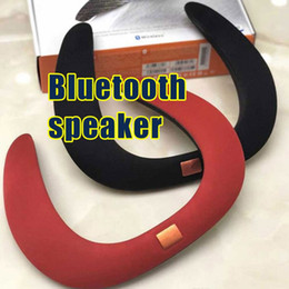 $enCountryForm.capitalKeyWord Australia - NEW SOUND GEAR Mini Portable Bluetooth Speakers Wireless Smart Hands-free Neck Speaker Big Power Subwoofer Support TF and USB FM Radio