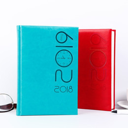 21.5*15cm Stationery Vintage Pastel Drawing Pastels Pockets Notepad Lovely Notebook 6 Styles Pocket Book#288421 on Sale