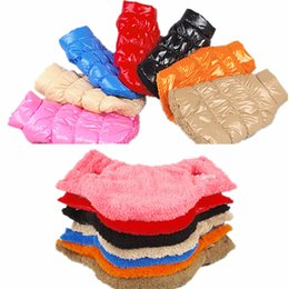 Clothes For Chihuahua Dogs Canada - Winter Dog Clothes for Dogs Large Warm Waterproof Clothes For Small Dog Thickening Pet Dog Coat Jacket Puppy Chihuahua