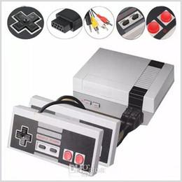 Nouvelle arrivée Mini TV peut stocker 620 500 console de jeu vidéo de poche pour consoles de jeux NES avec la boîte de détail DHL MQ30 en Solde