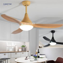 Discount ceiling fans lights remote control 2018 ceiling fans discount ceiling fans lights remote control 48 inch led 24w nordic mute ceiling fans with lights aloadofball Images