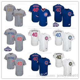 c7d2cfd77d4 custom  40 Willson Contreras 2018 men WOMEN YOUTH Men s Baseball Jersey  Majestic Stitched Personal name Person number